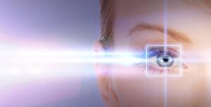 lazerinė akių korekcija